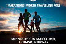 Marathon / Marathons to travel for