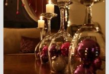 Christmas / Kerst, kerstsfeer, kerstideeën, kerstknutsels, kerstversierin etc.