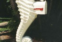 Tropical Mail Boxes and Posts