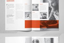 Service/Product brochure