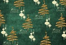 Karácsonyi papírminták