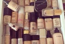 P R O D U C T S / Makeup products