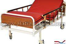 Elektrikli Hasta Yatakları (visko yataklı) / elektrikli hasta yatakları