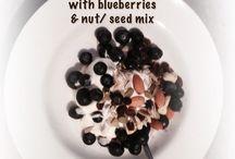 Energy Eats / 2014 food ideas
