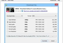 Youtube and dailymotion video downloader and converter