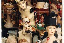 Maniquí, burlesque, cabaret