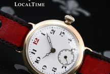 Military Watches / by LOCALTIME [Watches, Pens, Jewellery & Accessories]