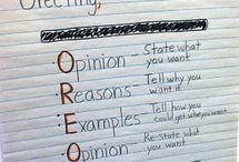 Classroom - persuasive writing