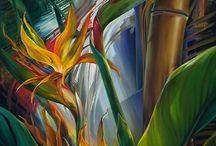 Вдохновляющее искусство Ван дон арт