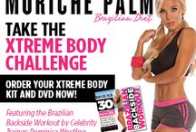 Xtreme Body / Whatever it takes, bring it hard. Your Xtreme Body awaits you with the Moriche Palm Diet!  www.mypalmdiet.com
