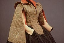 1600th century / Fashion