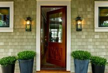 Exterior / by Beth Ketter