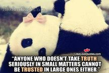 Truth Quotes ❤ / Quotes about Truth.