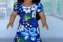 Christi's dolls