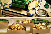 Army party ideas