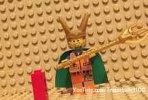 LEGO Love / by Rachel Griffie