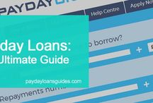Payday Loans Guides / Hints, tips and advice for anyone looking to take out a payday loan.