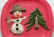 Ideas Comida Navidad