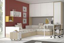 muebles habitación pequeña