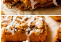 Thanksgiving recipes / by Marek Cornett