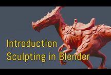 Top blender