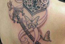 Key Tattoos