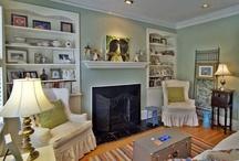 living room / by Kathy Hardman