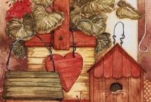 Diane Knott country art