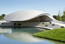 Futuristic / Cool buildings