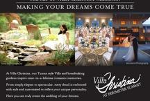 Villa Christina Promotions / Promoting Events and Specials at Villa Christina