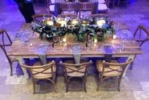 Darryl & Co. - Winter Mystique Holiday Party / WINTER MYSTIQUE HOLIDAY PARTY Decor by Darryl & Co.