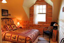 BBL - Lodge Guest Room 1 / Guest room 1 at Big Bear Lodge