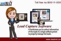Lead capture