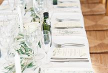Tuscany inspired wedding / by Vivian Ngo