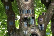 Tree Mansions / Tree mansions, the page where nature is joined with human creativities residences
