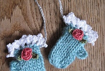 tutorials: knit & crochet / Tutorials for knitting and crocheting dollhouse miniatures.