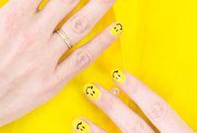 Yellow / jaune