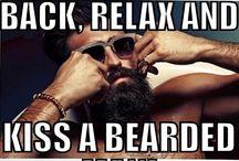 Kiss A Bearded Man
