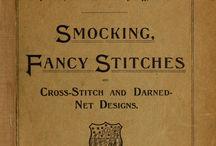 Книги о вышивке
