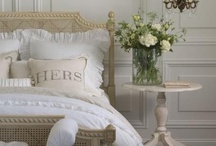 Cream and white bedroom ideas