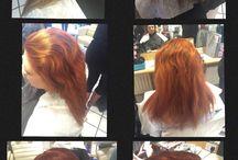 Colour changes