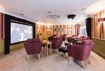 Inspired Retirement Living Entries / We're on the lookout for care homes, nursing homes, retirement homes and villages which excel in their inspirational interior. Do you have a thriving community? Does your space aid interaction and is beautifully adapted as a multifunctional space? Wow us with your luxurious, yet fit-for-purpose space.