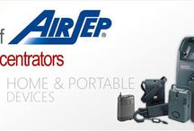 Oxygen Therapy Devices / This board has details regarding different AirSep oxygen concentrators...