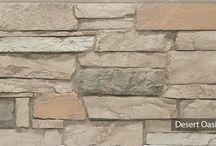 stone finishes