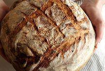Breads / by Joanna LaGravenese