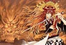 Art Bali / Seni, Ilustrasi, dan Mitologi Bali
