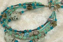 Multi strand bracelets