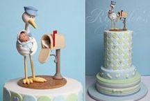Cake - Baby shower