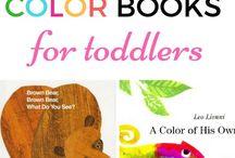 Preschool Theme Colour