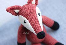 Andrea Roth Crochet Toys